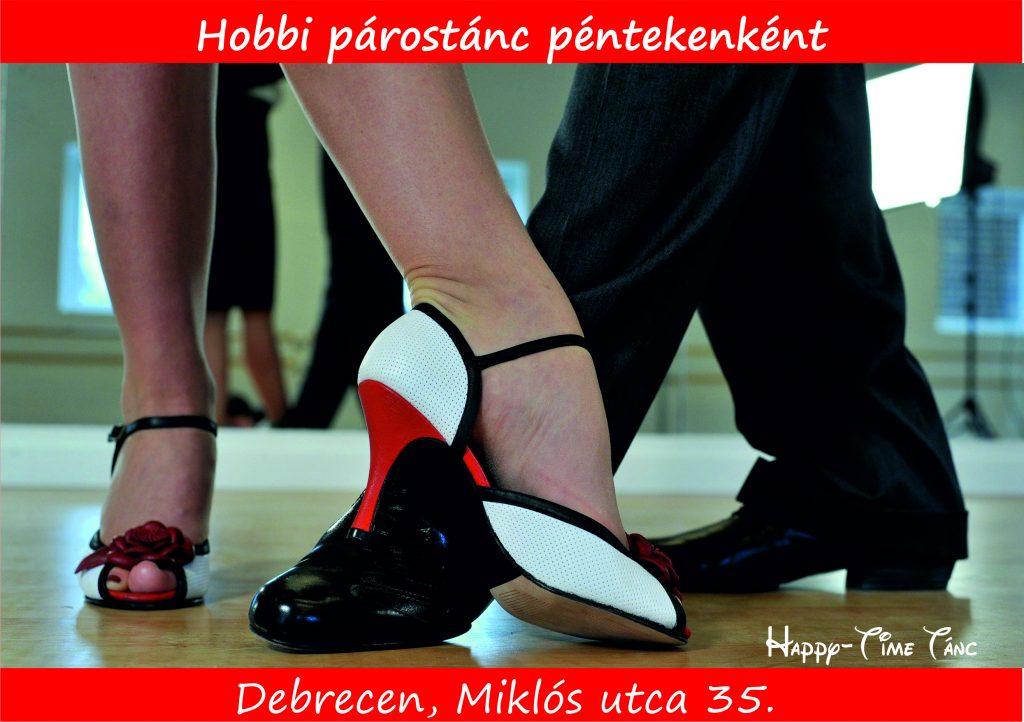 Hobbi páros tánc Debrecenben